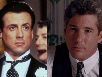 Sylvester Stallone y Richard Gere