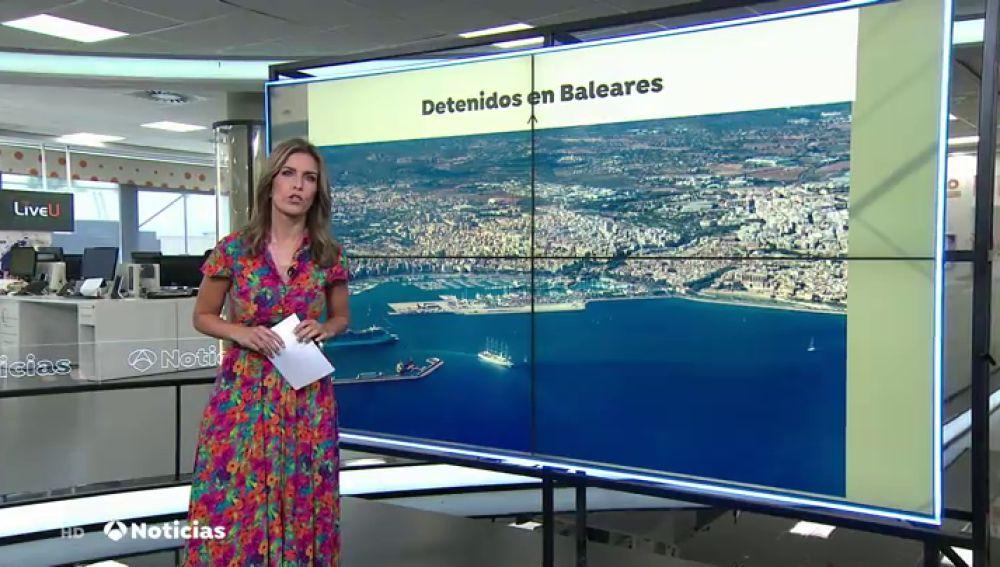 Detenido Juan Gual de Torrella, presidente de la Autoridad Portuaria de Baleares en una operación anticorrupción