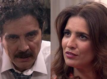 Armando Ordóñez reaviva su ira hacia Irene mientras ella toma una drástica decisión para acabar de hundirlo