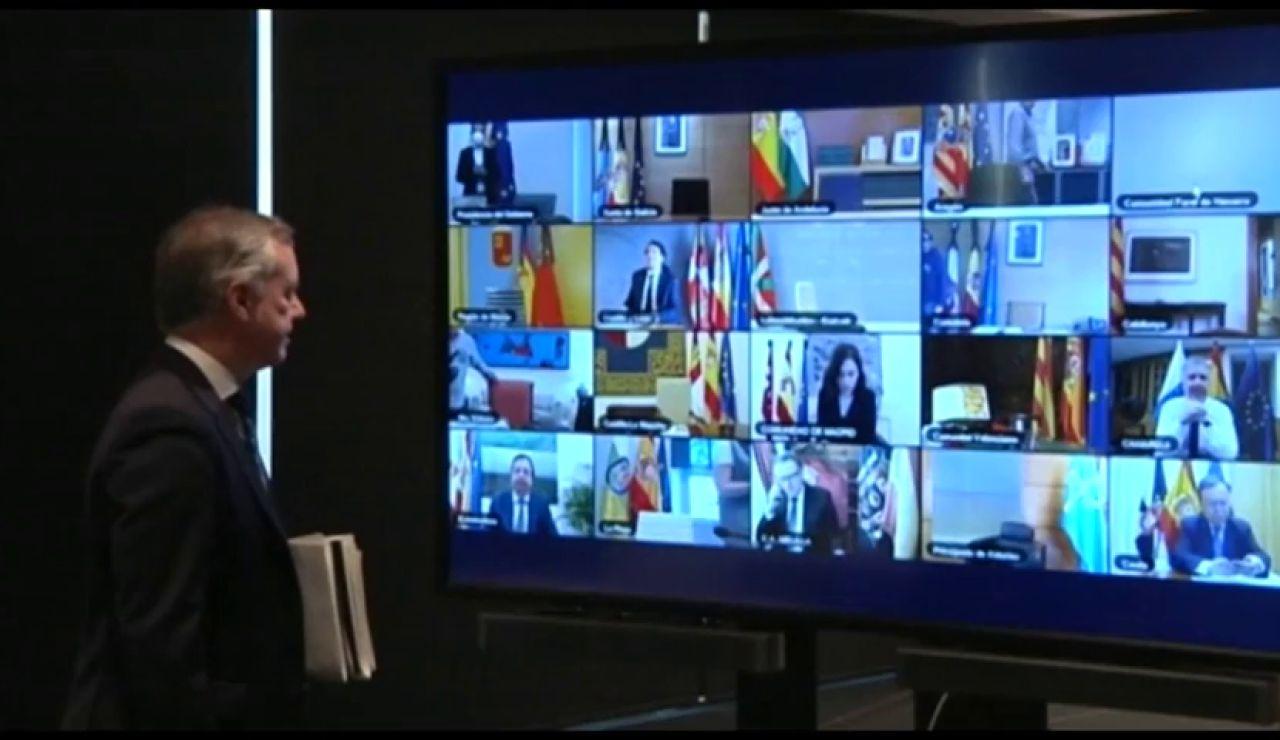 Íñigo Urkullu se borra de la próxima Conferencia de Presidentes