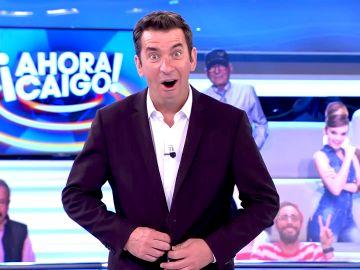 El chiste sobre argentinos que no entendía Arturo Valls en '¡Ahora caigo!'