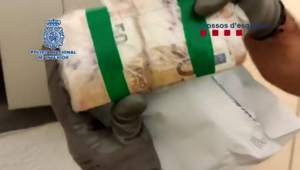 Cae la banda del butrón que robó 1,3 millones de euros en relojes