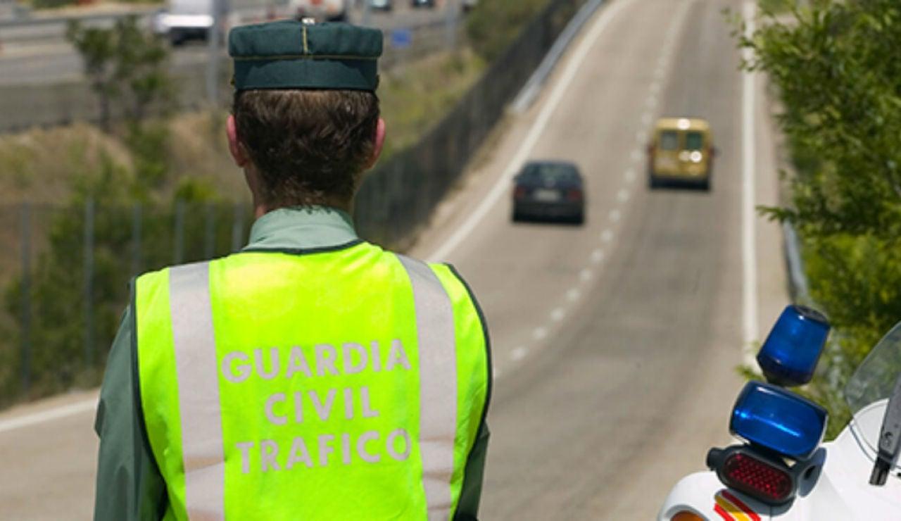 Guardias civiles de Tráfico en la reserva se proponen como examinadores