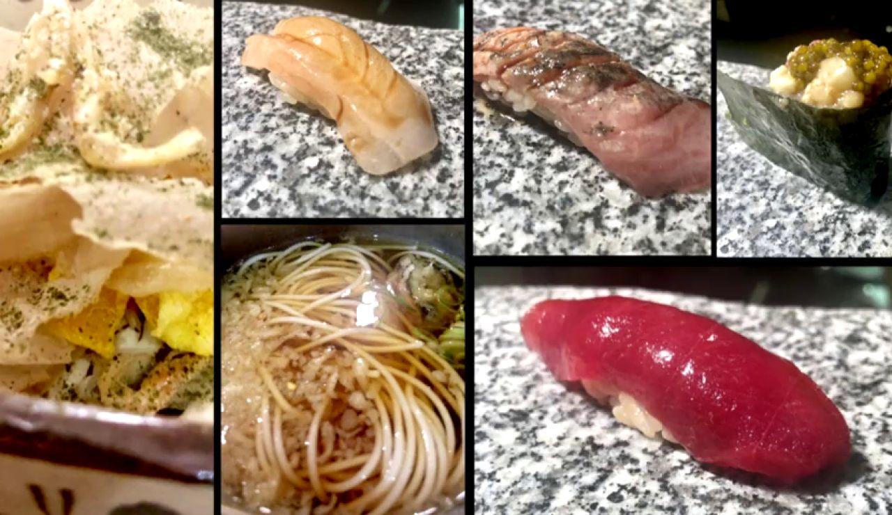 El 99 KŌ, un fascinante japonés capitaneado por el chef español David Arrauz