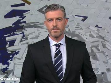 Angel Carreira en Antena 3 Noticias 1