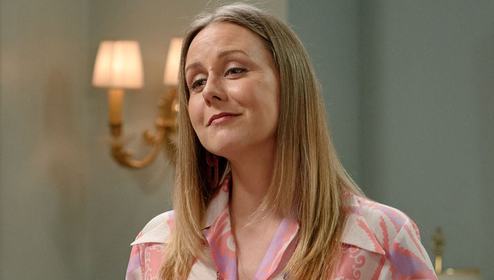 Julia Moller es Katherine Taylor en 'Amar es para siempre'