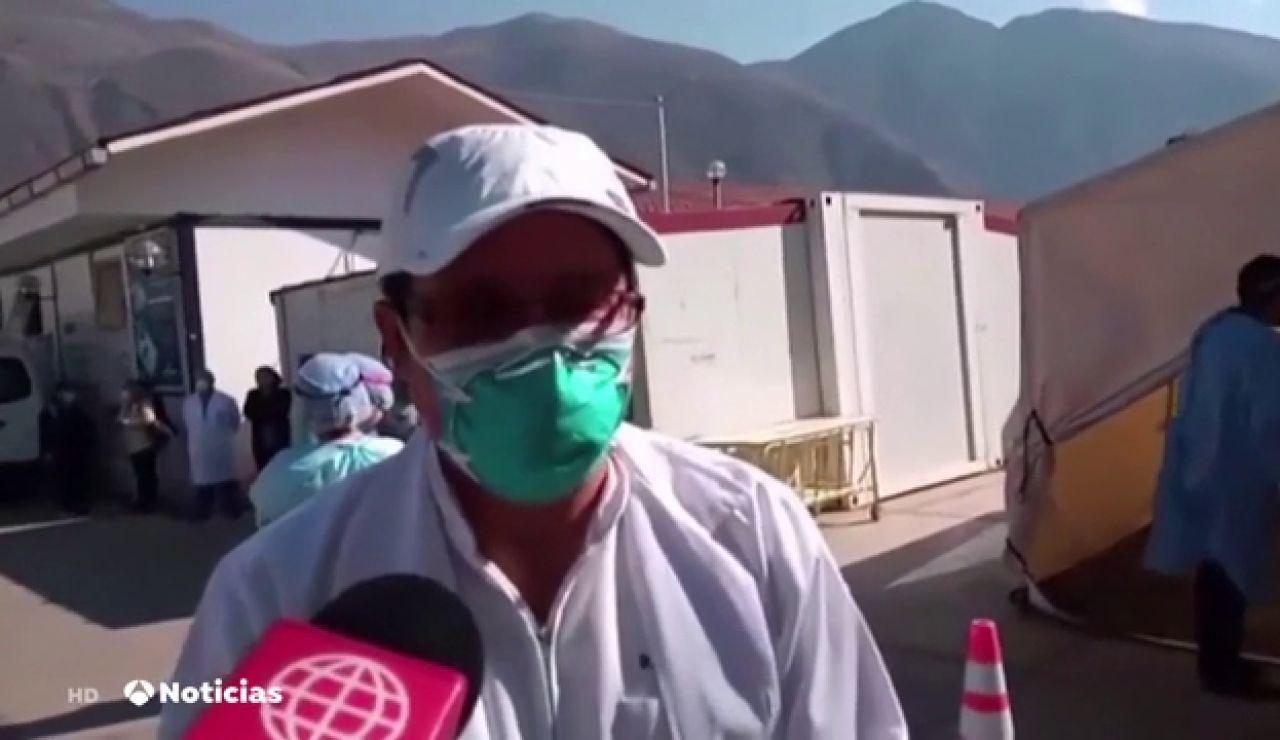 La preocupación de la OMS vuelve a centrarse en Europa tras los rebrotes de coronavirus
