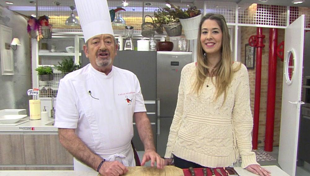 Karlos Arguiñano desvela el verdadero origen de la famosa receta arroz tres delicias