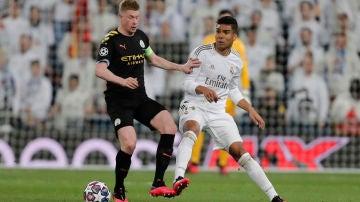 El Manchester City - Real Madrid en peligro por el coronavirus