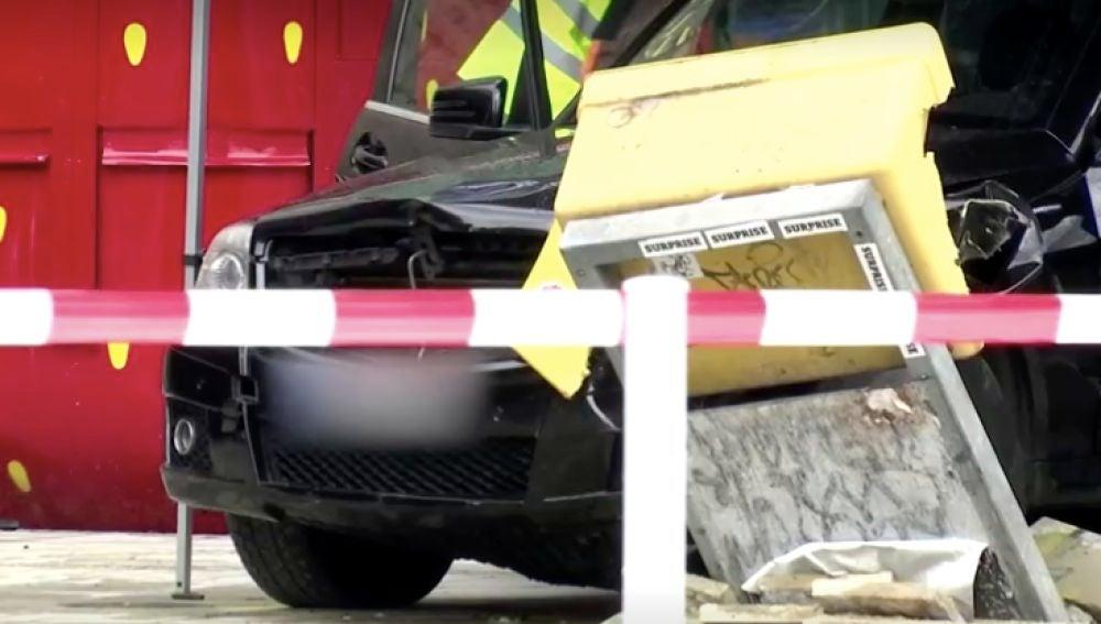 Siete heridos en un atropello en Berlín por un conductor bajo los efectos del alcohol