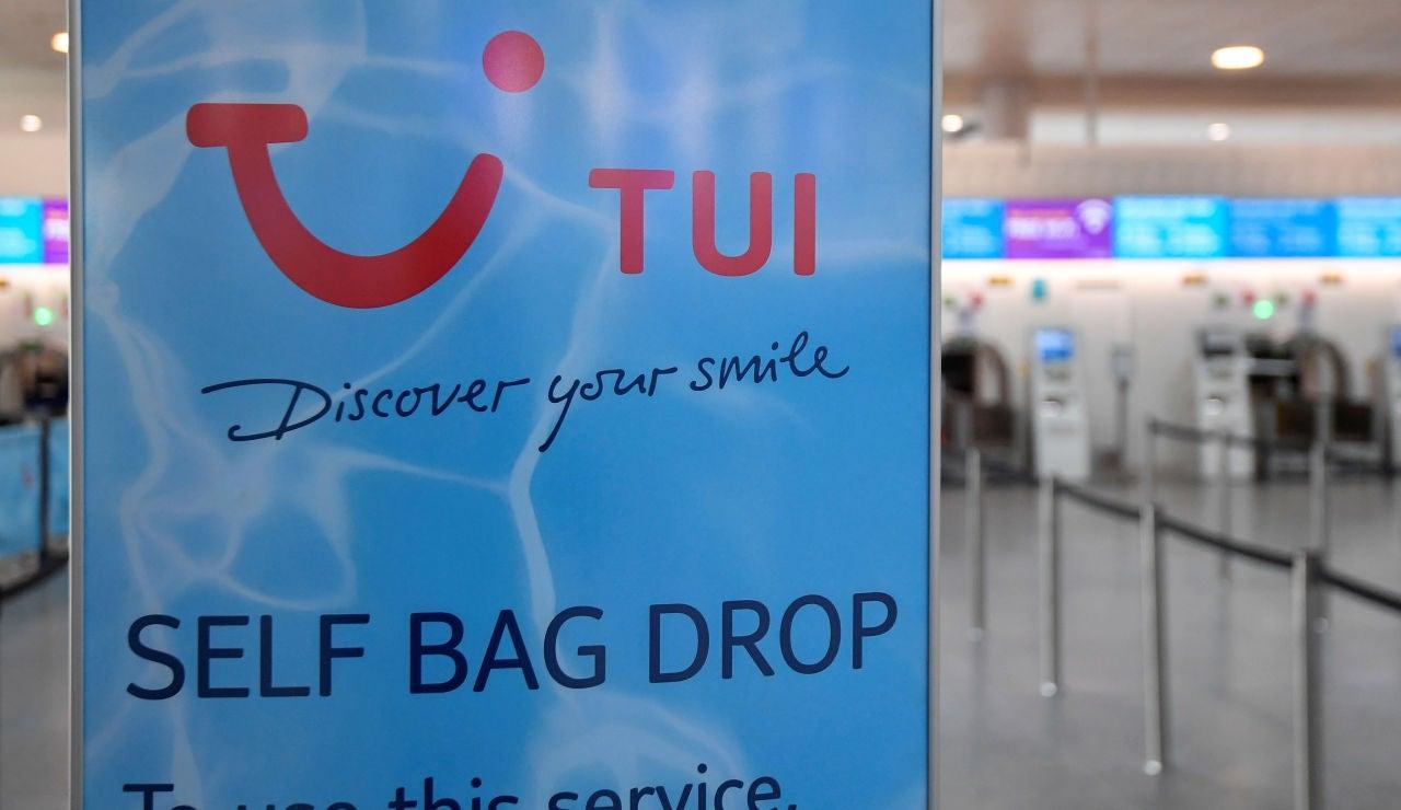 TUI cancela todos sus vuelos de Reino Unido a España