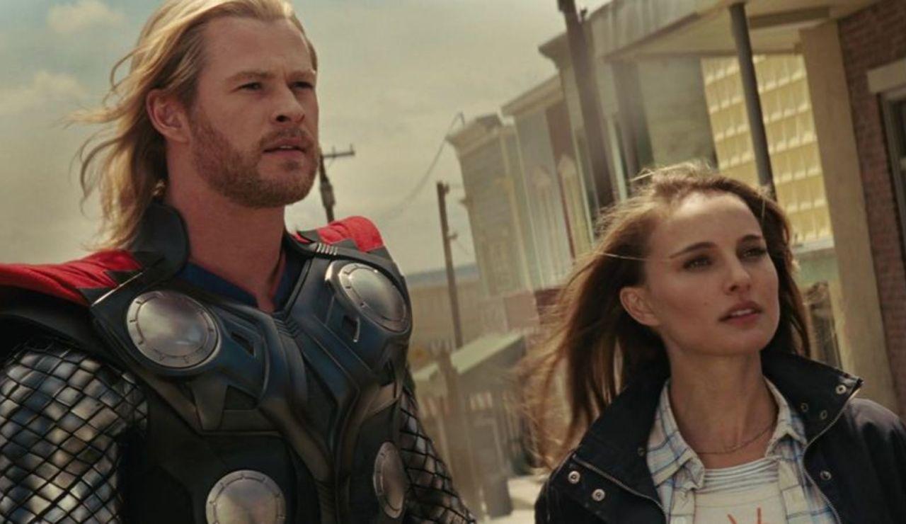 Thor y Jane Foster