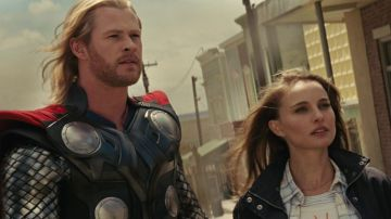 Thor y Jane Foster