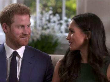 Harry y Meghan conceden una entrevista en televisión a Oprah Winfrey
