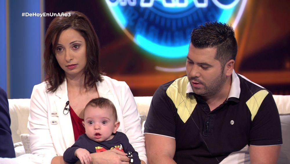 """María recuerda el día en que nació Alvaro con solo seis meses de gestación: """"Pesaba un kilo y 20 gramos"""""""