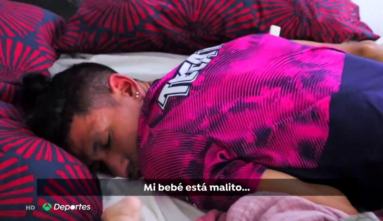 Polémica por el positivo por coronavirus de Uriel Antuna, el 'futbolista asintomático' que ha contagiado a su mujer y a su bebé
