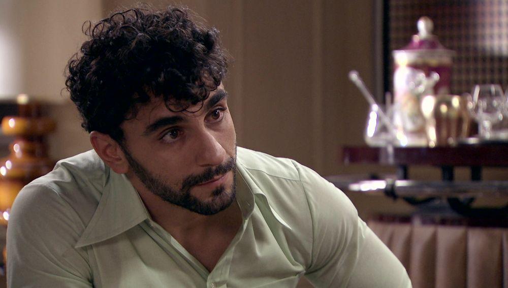 Sebas vuelve arrepentido tras revelarle a Jose cuáles fueron sus primeras intenciones en la relación