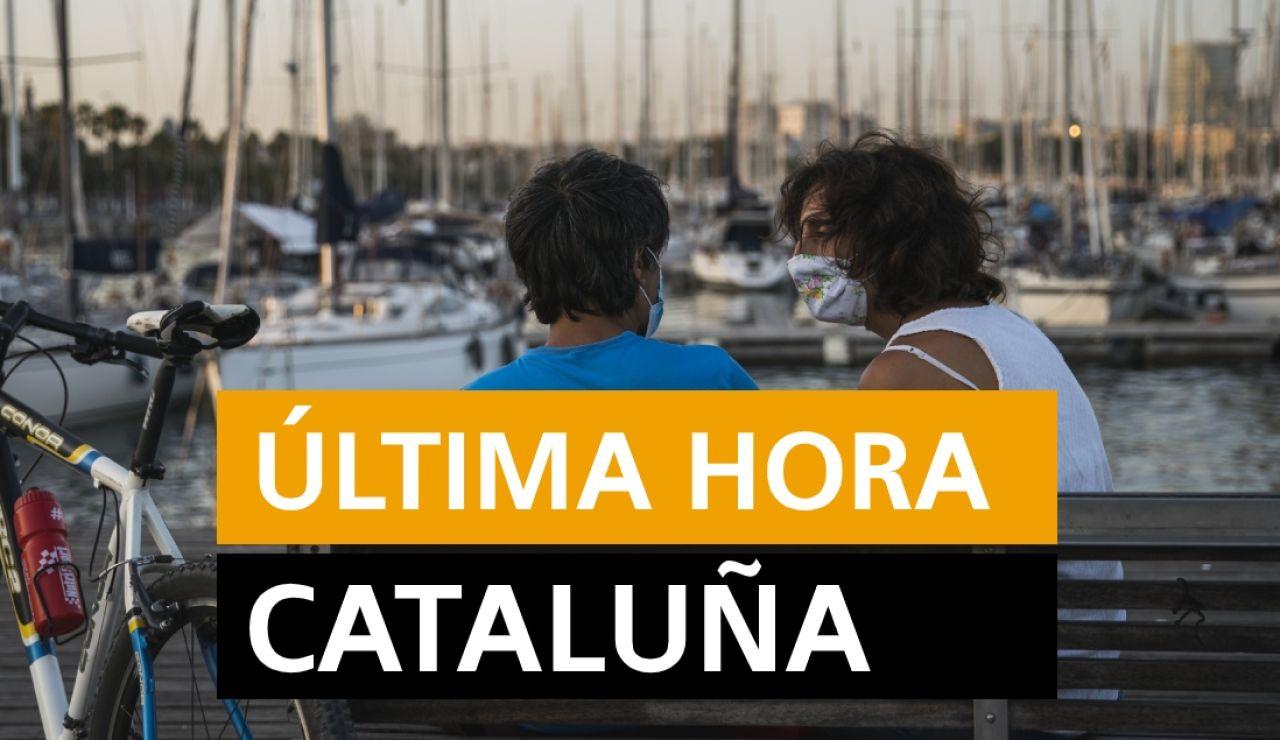 Última hora Cataluña: Rebrotes y últimas noticias hoy martes 28 de julio, en directo