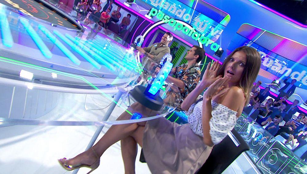 Himar González brilla con un temazo de Chenoa en 'La Pista'