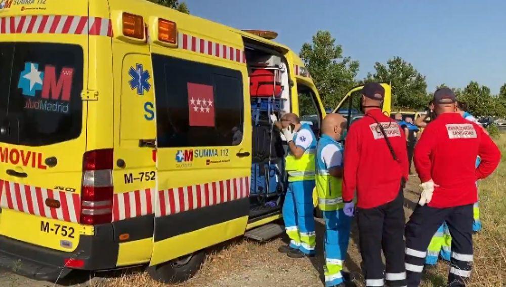 Una reyerta familiar entre clanes en El Álamo, Madrid, deja dos muertos y una herida grave tras ser atropellados