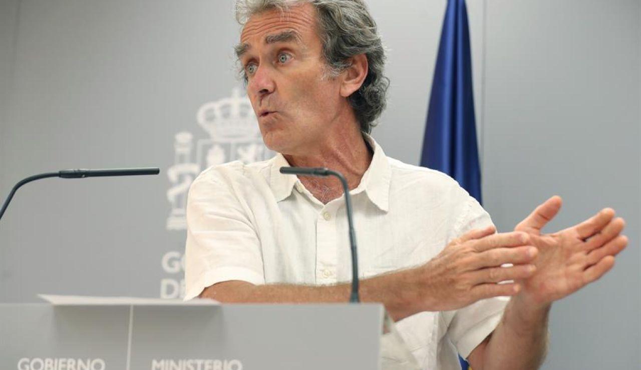 Piden la destitución de Fernando Simón