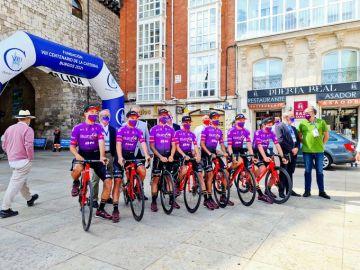 El ciclismo profesional vuelve con una 'Vuelta a Burgos segura' con un férreo protocolo contra el coronavirus