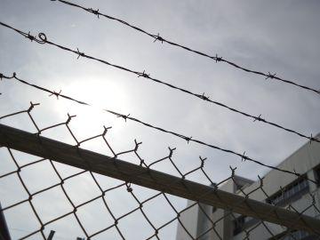 Rejas de una prisión