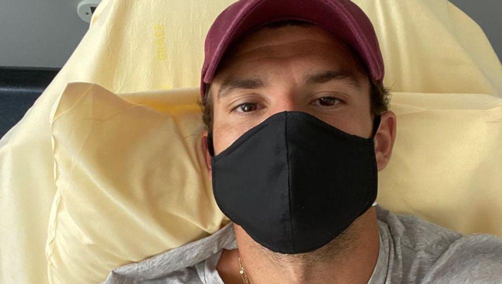 """Grigor Dimitrov, tras pasar el coronavirus hace semanas: """"Claramente no estoy listo para competir"""""""