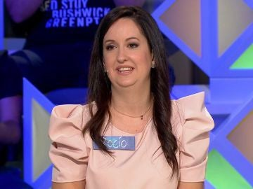 Rocío le arrebata el puesto a Eva a poco del bote final en 'La ruleta de la suerte'