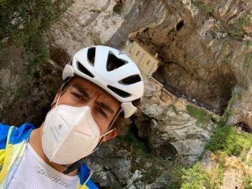 El brutal entrenamiento de Fernando Alonso en Asturias para preparar las 500 millas de Indianápolis