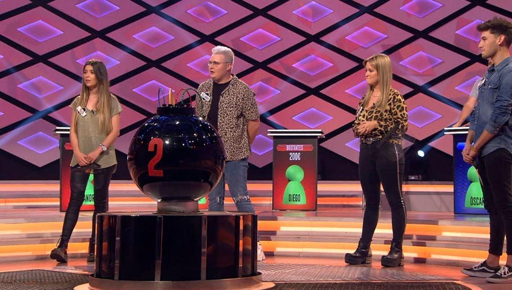 El curioso robo a 'Los brotantes' que les motivó a concursar en '¡Boom!'