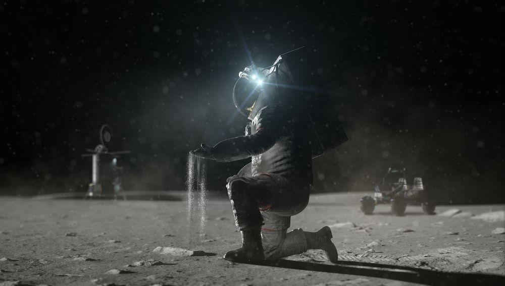 La NASA dará 180.000 dólares a quien consiga resolver el problema del polvo lunar