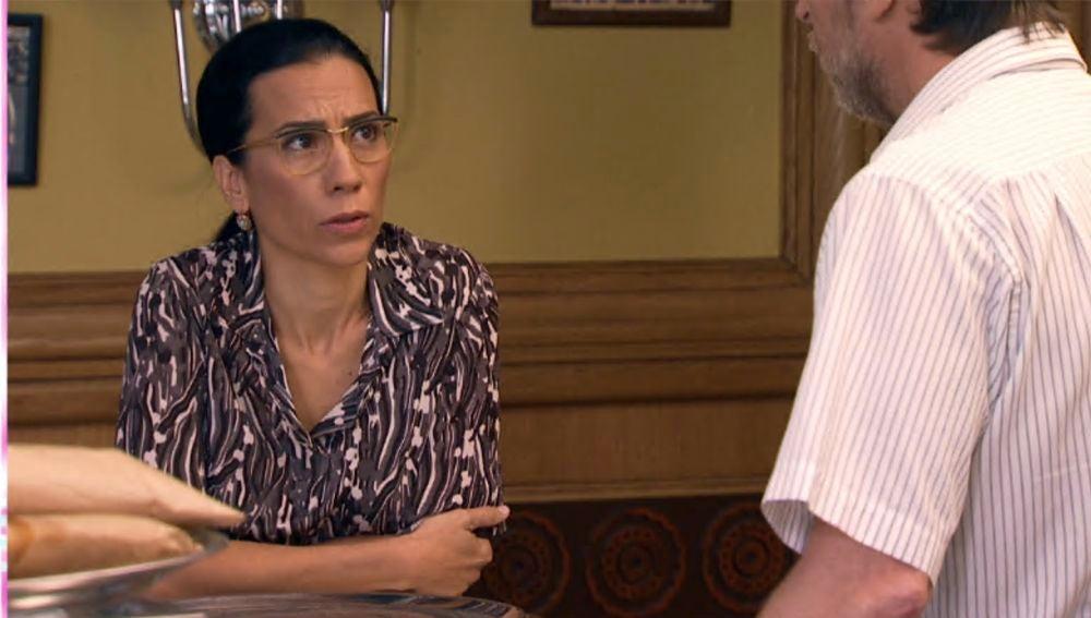 Avance 'Amar es para siempre': Manolita descubre que Luisita se está haciendo cargo del hijo de Isabel