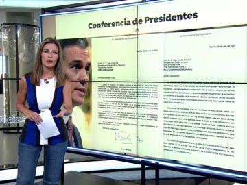 Pedro Sánchez pide a Íñigo Urkullu y a Quim Torra que acudan a la Conferencia de Presidentes