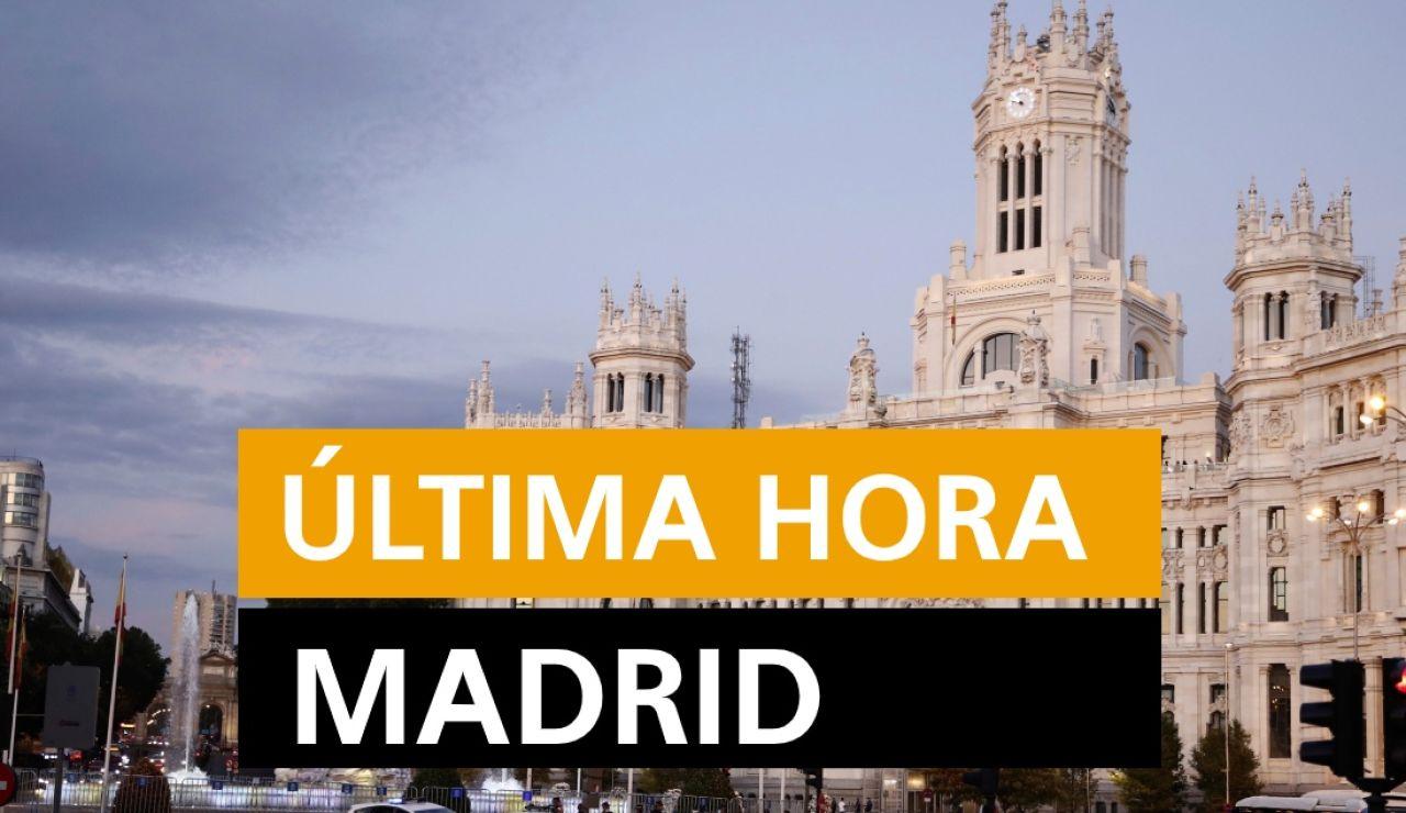 Madrid: Última hora de los rebrotes de coronavirus y últimas noticias de hoy viernes 21 de agosto, en directo