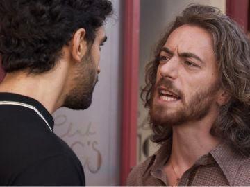 Jose se siente sola: Fran y Sebastián acaban enfrentándose en mitad de la calle