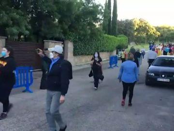 Pablo Iglesias denuncia en el juzgado los escraches ante su chalé de Galapagar