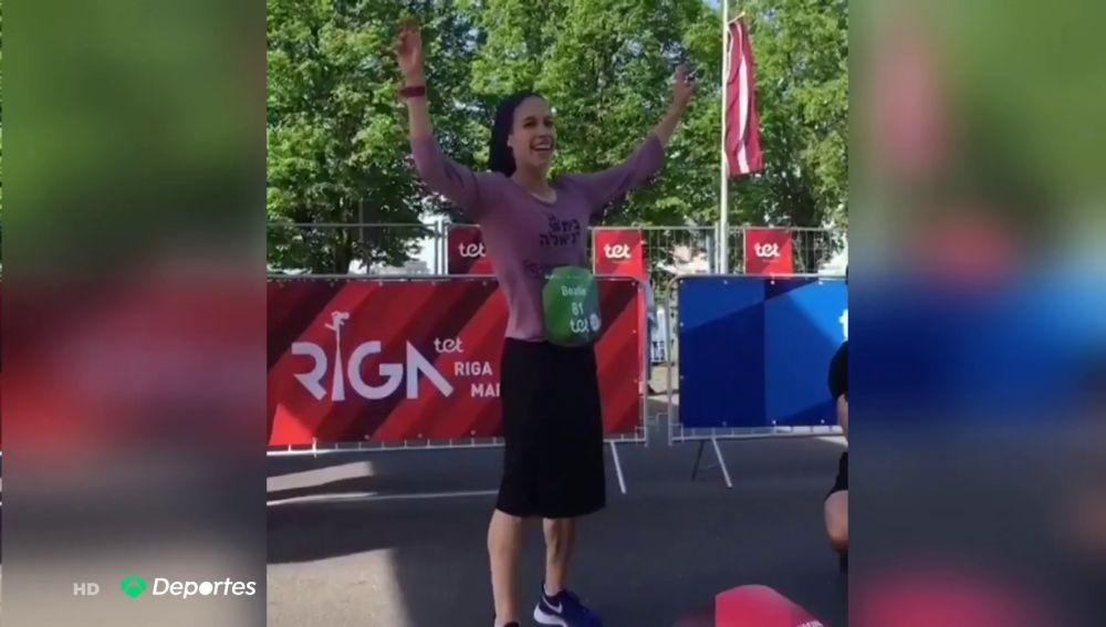 'Beatie', la atleta judía ortodoxa que reta al COI porque no quiere correr el maratón de Tokio en sábado