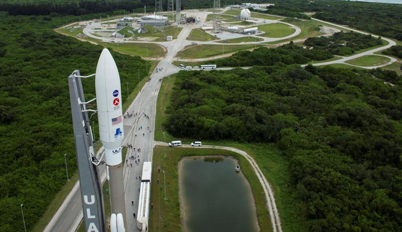 Horario y dónde ver el lanzamiento a Marte del rover Perseverance en directo