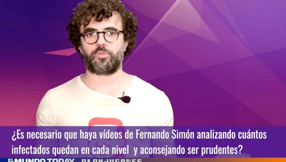 La aparición de Fernando Simón en cada nivel de The Last of Us II
