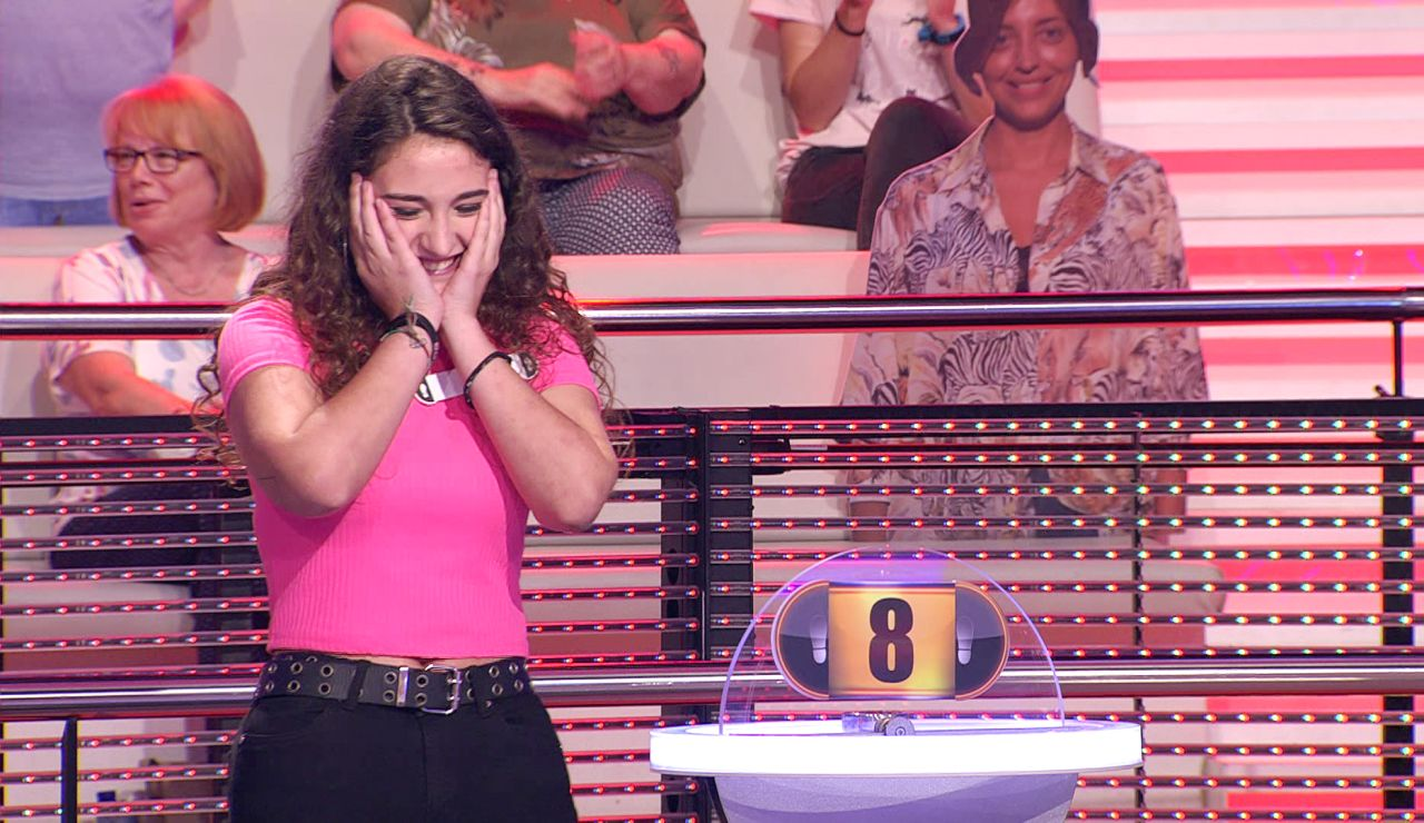 La confesión de una concursante 'bebé' de '¡Ahora caigo!': lo primera locura que hizo al cumplir 18 años