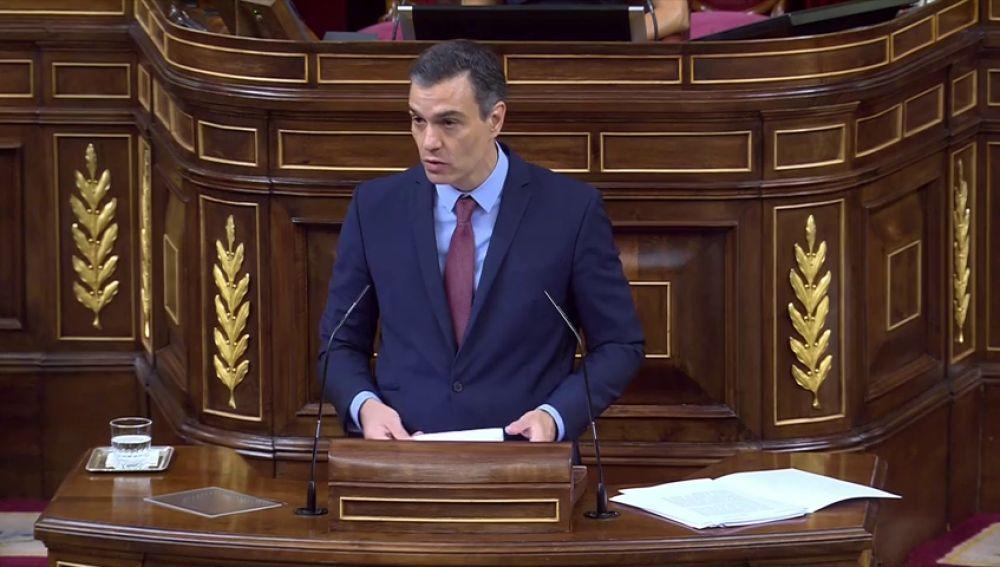 """Pedro Sánchez califica los fondos europeos anti coronavirus de """"oportunidad histórica"""" para la recuperación"""