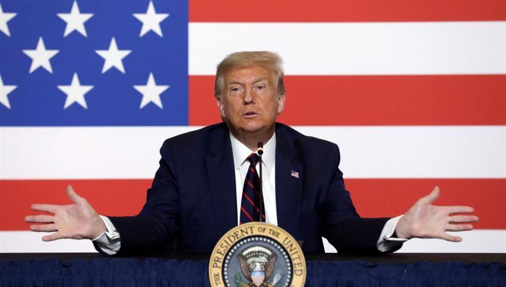 ¿Puede Donald Trump aplazar las elecciones presidenciales de EEUU?