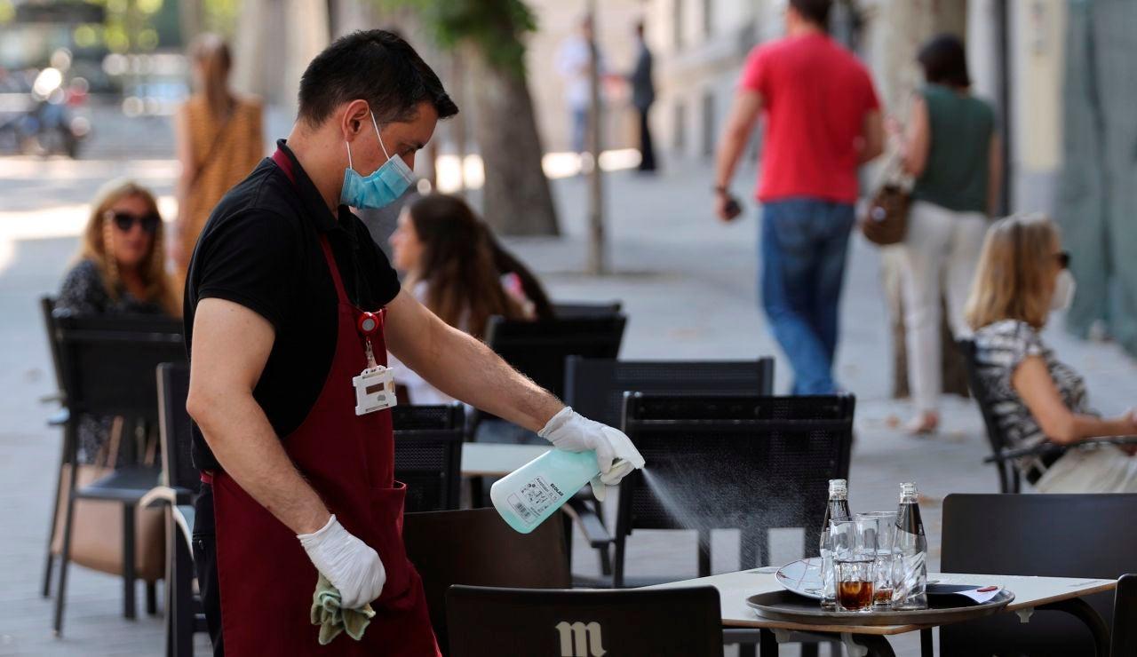 El paro bajó en julio en la Comunitat Valenciana en 21.782 personas