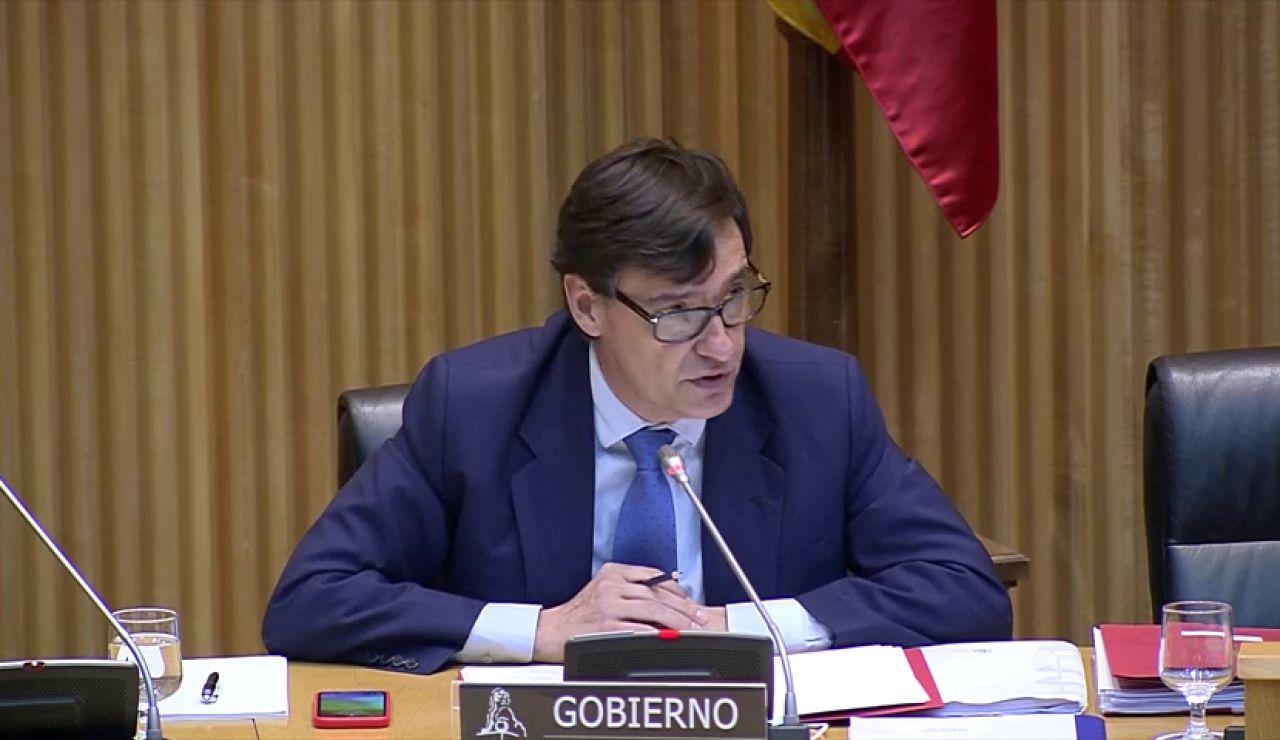 """El ministro de Sanidad, Salvador Illa, sobre los rebrotes de coronavirus: """"No estamos igual que en marzo"""""""