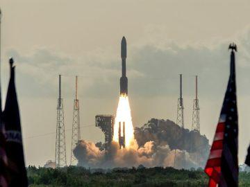 La estación medioambiental y la 'Supercum', las dos piezas españolas que llevara el rover Perseverance de Marte