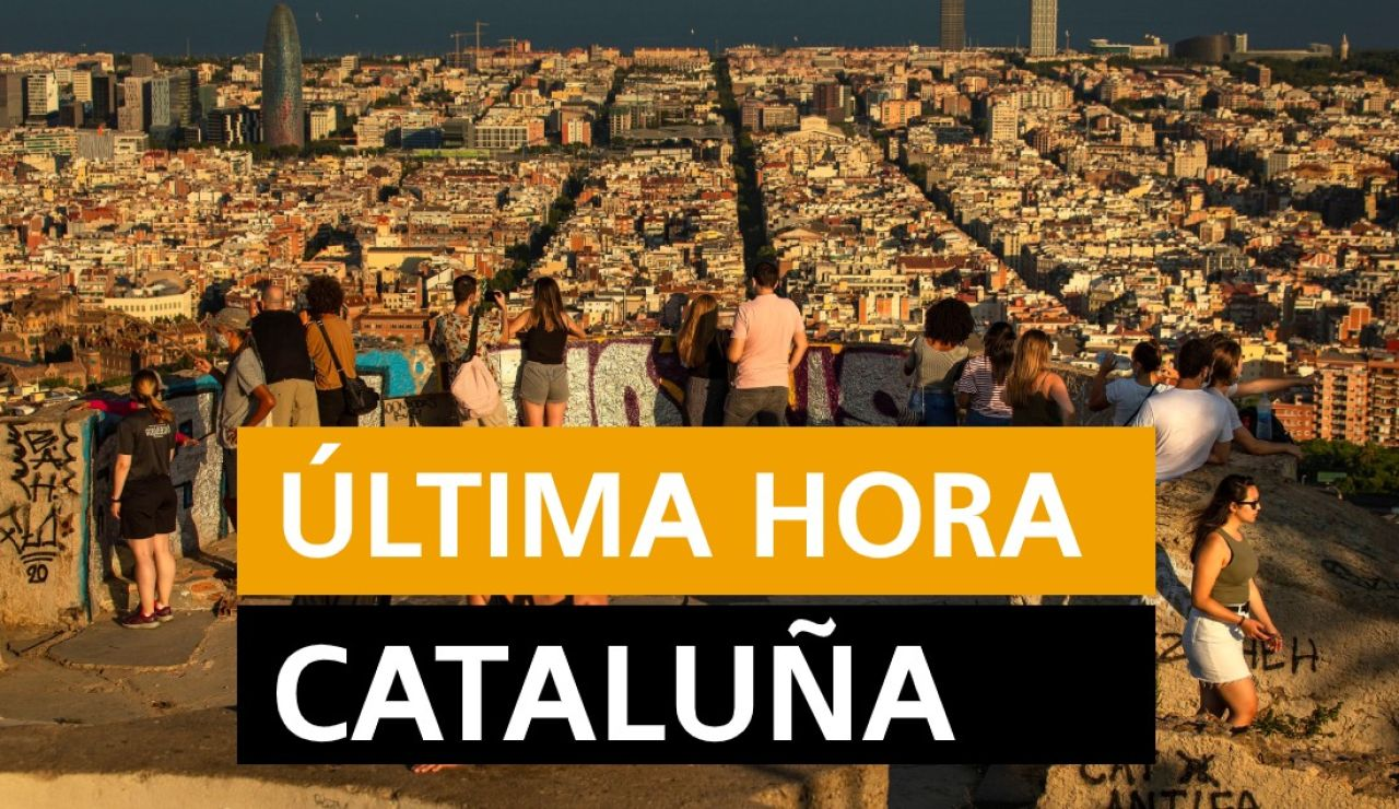 Coronavirus Cataluña: Última hora Cataluña hoy jueves 30 de julio