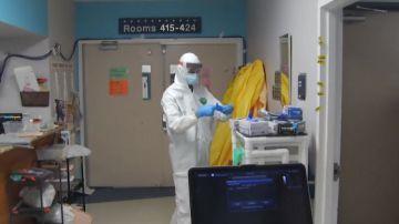 Muere una persona por coronavirus cada minuto en Estados Unidos