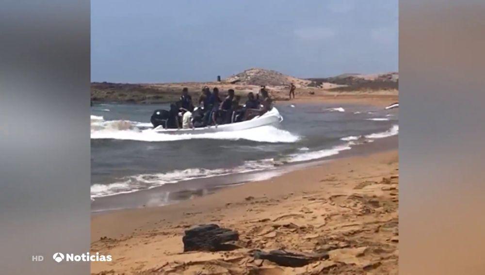 Buscan a diez inmigrantes fugados en Murcia que tenían que guardar cuarentena por el coronavirus