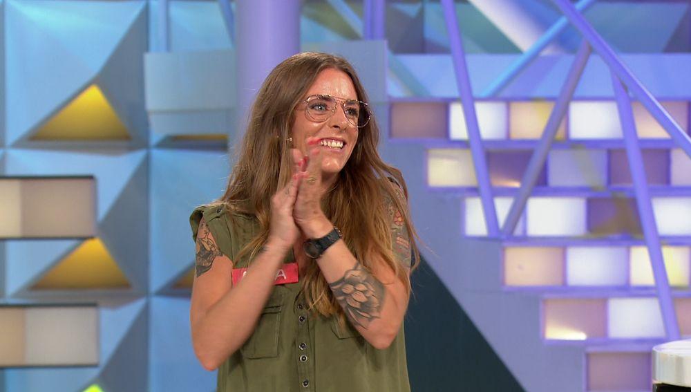 ¡Espectacular! Laia consigue resolver el panel final de 'La ruleta de la suerte' y se lleva una cifra de ensueño